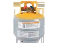 Bình khí gas chuẩn và hóa chất hỗ trợ