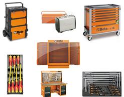 Tủ dụng cụ và đồ nghề