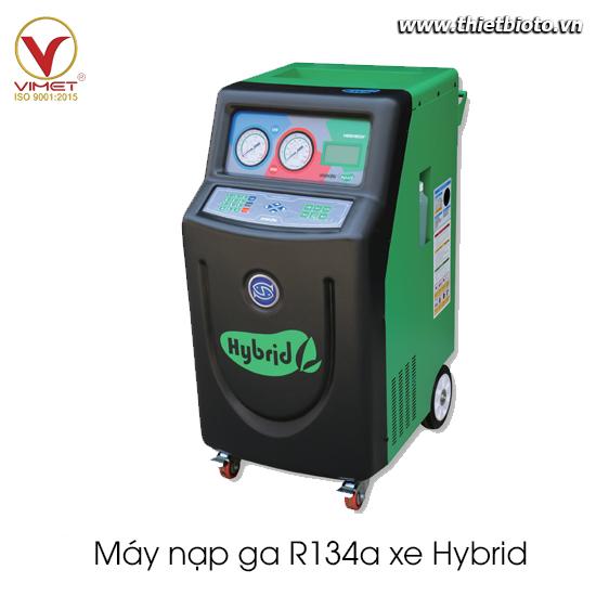 Máy nạp ga lạnh ô tô cho xe Hybrid