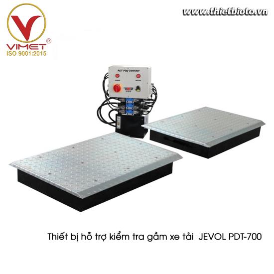 Thiết bị hỗ trợ kiểm tra gầm xe tải JEVOL PDT-700