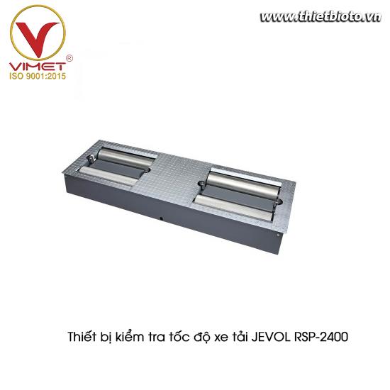 Thiết bị kiểm tra tốc độ xe tải JEVOL RSP-2400
