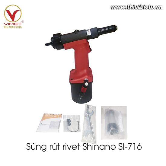 Súng rút rivet Shinano SI-716