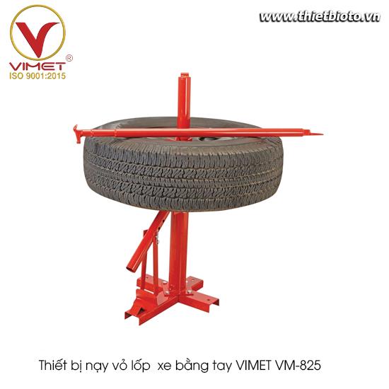Thiết bị nạy vỏ lốp xe bằng tay Vimet VM-825