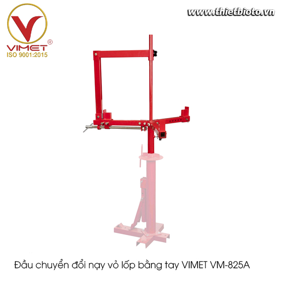 Đầu chuyển đổi nạy vỏ lốp bằng tay Vimet VM-825A