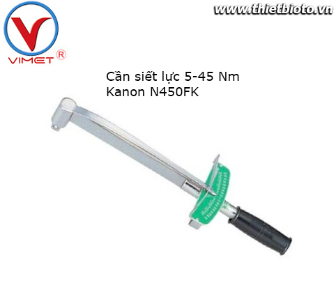 Cần xiết lực Kanon N450FK