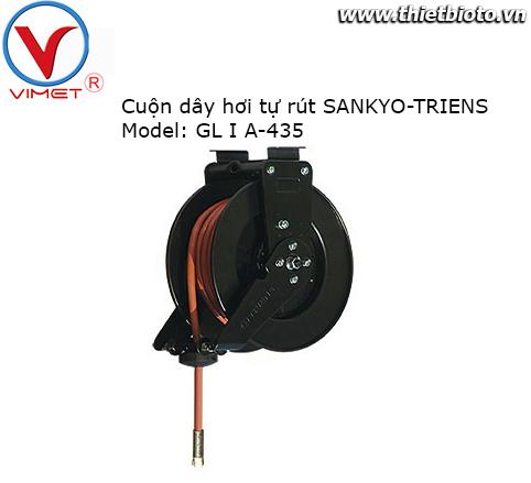 Cuộn dây hơi tự rút Sankyo triens GL I A-435