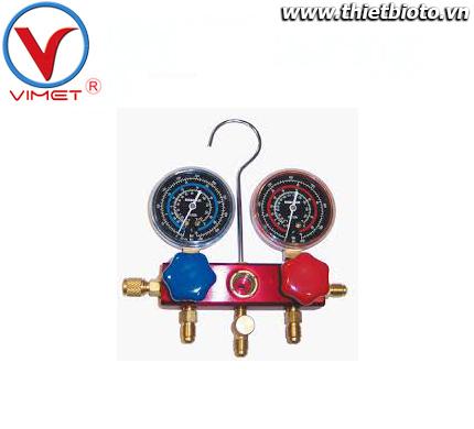 Đồng hồ nạp gas Robinair 13205-60SC