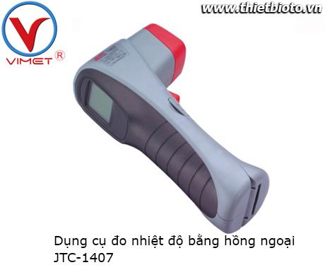 Dụng cụ đo nhiệt độ hồng ngoại từ xa JTC1407