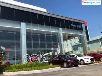 Lắp đặt hệ thống xưởng sửa chữa ôtô Mazda Bình Triệu