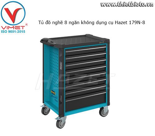 Tủ đồ nghề 8 ngăn không dụng cụHazet 179N-8